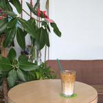 Cafe Russ-Kich - アイス・カフェラテ