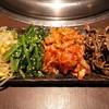 甲子園 牛萬 - 料理写真:ナムル盛り合わせ