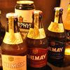呑具里 - 料理写真:海外のビールやお酒もたくさんご用意しています。
