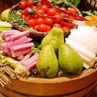 季節の食材を利用