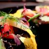 ヴィヴァッカス - 料理写真:平貝とフルーツトマトのコンフィ