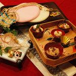 松風 - 満一歳お祝いプラン(わらじ、祝い餅、鯛の浜焼きなどその他特典有り)