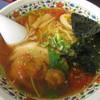喜今日屋 - 料理写真:塩トマトラーメン850円