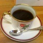 コーヒーロースト - 香りのいいコーヒー(薄め)