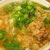 しなとら - 料理写真:台湾ラーメン