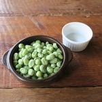 コマザワ パーク カフェ - フランス産そら豆