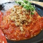 8番らーめん - 料理写真:トマト冷麺。
