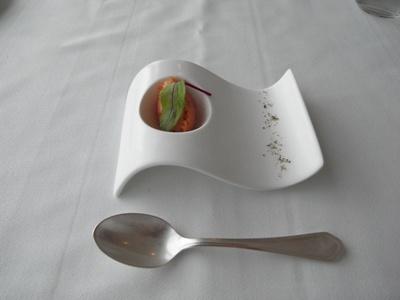 レストラン コント・ドゥ・フェ