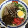 博多長浜ラーメン 呑龍 - 料理写真:長浜ラーメン(辛子高菜と紅生姜はお好みで)d(^_^o)