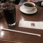 丸福珈琲店 - アイスコーヒーとブレンド