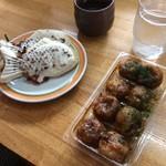 米澤たい焼店 - たい焼きとたこ焼き