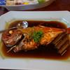 岩忠 - 料理写真:金目鯛の煮つけ