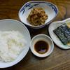 本店浜作 - 料理写真:マコガレイ茶漬け