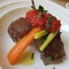 レストラン エスカリエ - 料理写真:【オーストラリア ラム背肉のソテー(+900円)】
