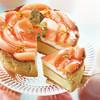 PABLO - 料理写真:6月季節限定「白桃とヨーグルトクリームのチーズタルト」