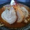 杉のや - 料理写真:辛味噌(850円)+トッピング焼豚・(200円)