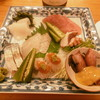 須佐 - 料理写真:お造り盛り合わせ2人分
