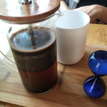 ビストロアンドカフェ タイム - コーヒー