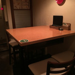 オーガニック プラス - テーブル席