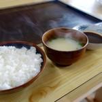 天下茶屋 - [2016/06]中めし(216円)