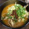 麺場 新 - 料理写真:看板メニュー「肉味噌ラーメン」(800円)