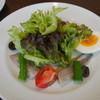 オーソレイユ クーシャン - 料理写真:前菜 鰯のマリネ、ニース風サラダ