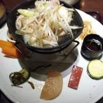 花様 NU茶屋町 - 料理写真:十種類のおばんざい