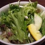 花様 NU茶屋町 - 料理写真:野菜サラダ