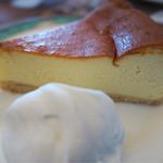 北浜レトロ - 濃厚チーズケーキ