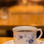 珈琲館 紅鹿舎 - コーヒー【2016年2月】