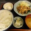 酒亭 玉河 - 料理写真:焼肉定食(生玉子付)760円