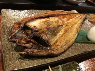 炉端のユーカラ - しまほっけ税込980円♤安い…美味い