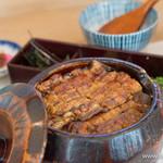 あつた蓬莱軒 - 料理写真:ひつまぶし【2016年2月】