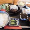 ふみ江 - 料理写真:ハンバーグ定食