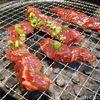 焼肉 和 - 料理写真:ロースター