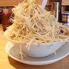 麺屋 本日も晴天です - 料理写真:ラーメン+野菜大盛ニンニク多め