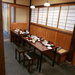 松粂 - テーブル席