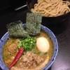 二代目 狼煙 - 料理写真:特製かれつけ(カレーつけ麺)