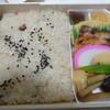 辨松 - 料理写真:赤飯弁当1番