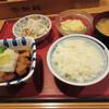 明石林崎食堂 - 料理写真:食べたモノ