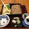 庄司屋 - 料理写真:天保そば天ざる(税込1870円)