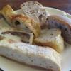 スパイスガーデン - 料理写真:パン