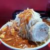 蒙麺 火の豚 - 料理写真:フュージョン(ニンニク多め・ヤサイ多め)