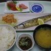 まぐろ食堂 - 料理写真:サンマ塩焼定食
