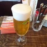 バルコ札幌 - ドリンク写真:ビール