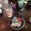 まぐろや 柳橋 - 料理写真:三色丼