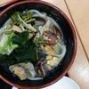 いっぷく亭 - 料理写真:岡ノ山うどん