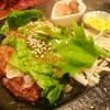 ブロンコ - 料理写真:網焼きハンバーグ(880円)