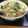 インター食堂 - 料理写真:スタミナラーメン
