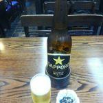 52212630 - 瓶ビール・サッポロ黒ラベル